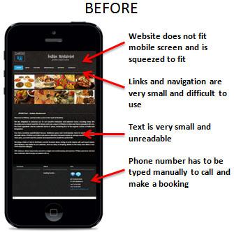 mobile web