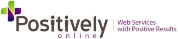 positively online logo